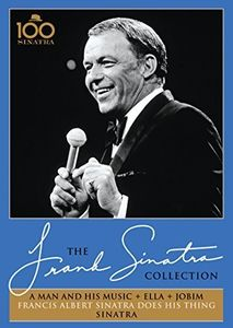 Frank Sinatra: A Man and His Music + Ella + Jobim /  Francis Albert Sinatra Does His Thing