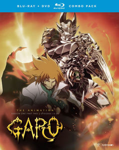 Garo the Animation: Season One Part Two