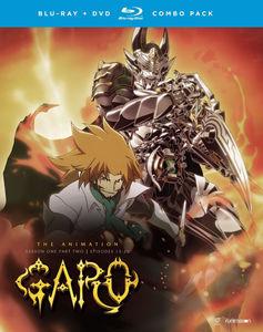 Garo the Animation: Season One Part Two