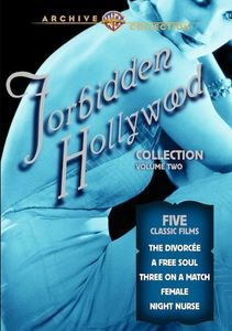 Forbidden Hollywood Collection: Volume 02