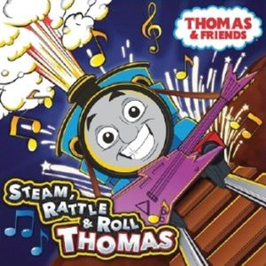 Steam, Rattle & Roll Thomas , Thomas & Friends