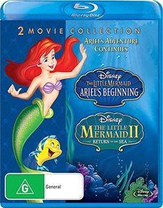 Ariel's Beginning /  Little Mermaid 2: Return To The Sea [Import]