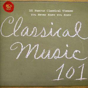Classical Music 101 /  Various , Various Artists