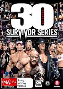 WWE: 30 Years Of Survivor Series [Import]