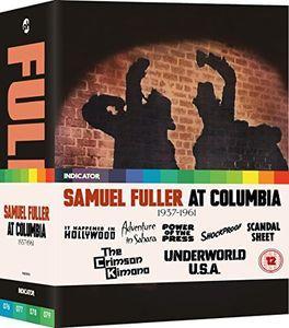 Sam Fuller at Columbia 1937-1961 [Import]