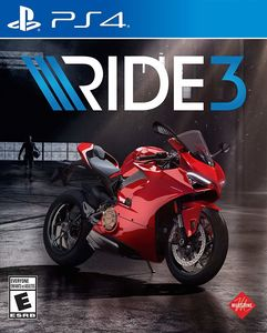 Ride 3 for PlayStation 4