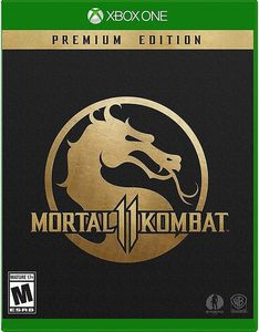 Mortal Kombat 11 - Premium Edition for Xbox One
