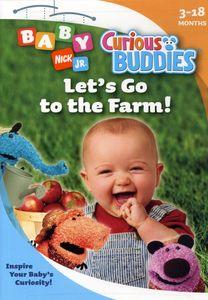 Curious Buddies: Let's Go to the Farm!