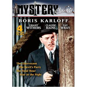 Mystery Classics 11 , Claude Rains