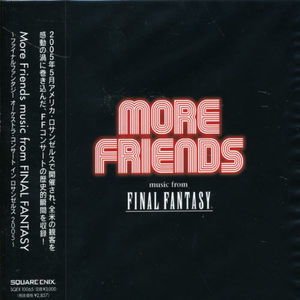More Friends Music from Final Fantas (Original Soundtrack) [Import]