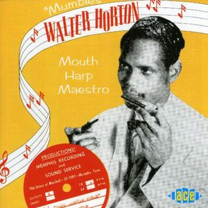 Mouth Harp Maestro [Import]