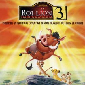 Lion King 3  (French) [Import]