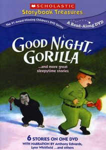 Good Night, Gorilla...And More Great Sleepytime Stories