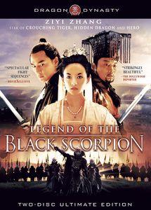 Legend of the Black Scorpion