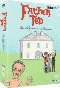 Father Ted: The Definitive Collection , Clare Grogan