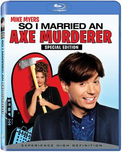 So I Married An Axe Murderer , Mike Myers