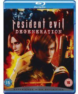 Resident Evil Degeneration [Import]