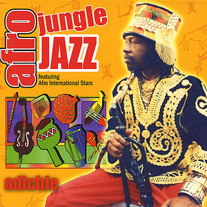 Afro Jungle Jazz 1