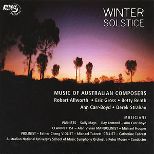Winter Solstice /  Various