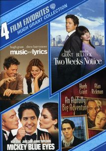 4 Film Favorites: Hugh Grant Collection