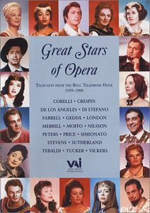 Great Stars of Opera: From Bell Telephone Hour