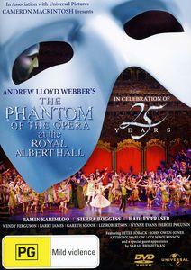 Phantom of the Opera 25th Anniversary Concert [Import]