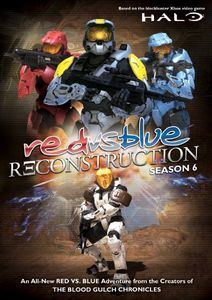 Red Vs. Blue Season 6: Reconstruction