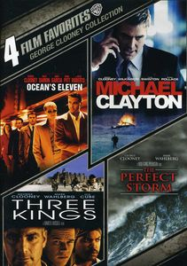 4 Film Favorites: George Clooney Collection