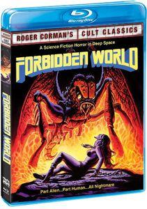 Forbidden World , Jesse Vint
