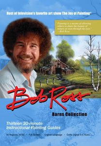 Bob Ross Joy of Painting: Barns Collection