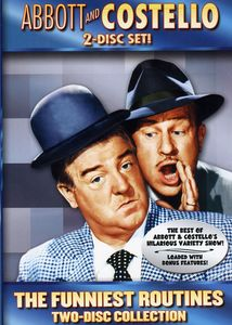 Abbott and Costello: The Funniest Routines 2-Disc Set!