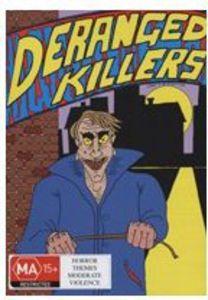 Vol. 1-Deranged Killers [Import]