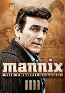 Mannix: The Fourth Season