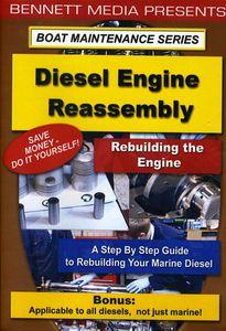 Diesel Engine Reassembly
