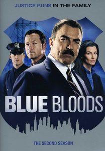 Blue Bloods: The Second Season , Tom Selleck
