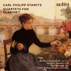 Quartets for Clarinet