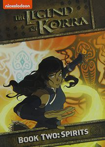 The Legend of Korra: Book Two: Spirits