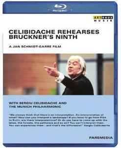Celibidache Rehearses Bruckner's 9th