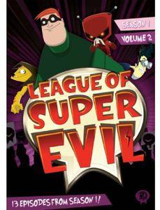 League of Super Evil: Season 1 Volume 2