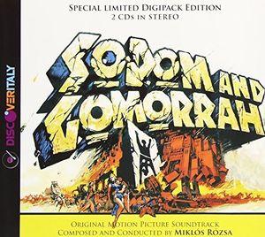 Sodom and Gomorrah (Original Soundtrack) [Import]