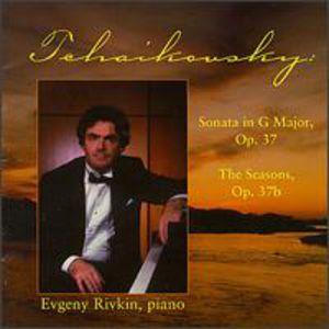 Piano Sonata in G Major /  the Seasons