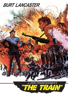 The Train , Burt Lancaster