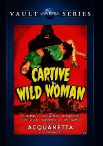 Captive Wild Woman , John Carradine