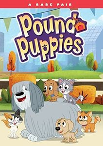Pound Puppies: A Rare Pair