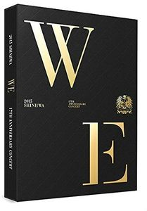 2015 Shinhwa 17th Anniversary Concert [Import]