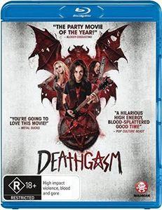 Deathgasm (Blu-Ray) [Import]
