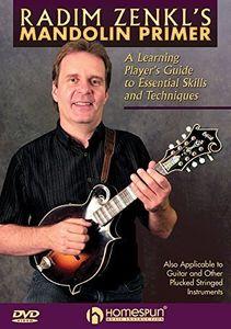 Radim Zenkl's Mandolin Primer