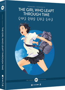 The Girl Who Leapt Through Time: Hosoda Collection