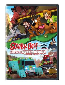 Scooby-Doo and WWE: Curse of the Speed Demon
