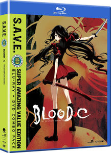 Blood-C: The Complete Series - S.A.V.E.